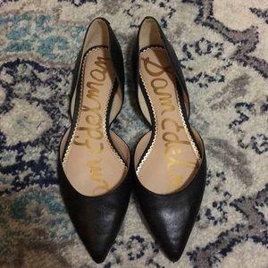 Sam Edelman Flats. Only worn once